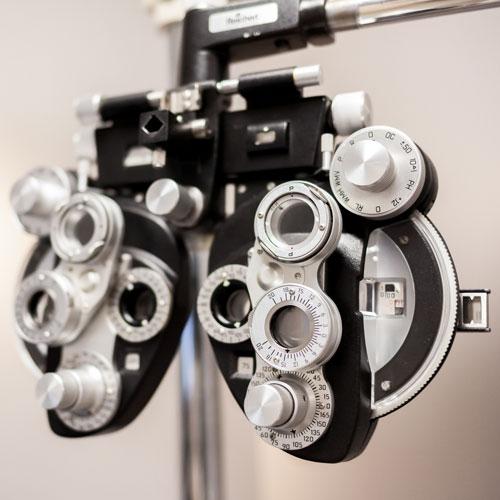 Eye Care Testing