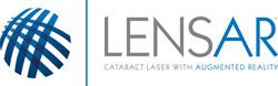 LENSAR Logo, click to learn more about the LENSAR Laser