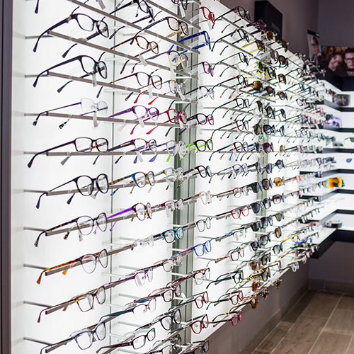 Welcome to our optical shop