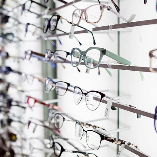Optical Shop Frames