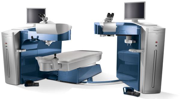 Lasik Eye Surgery Laser Equipment