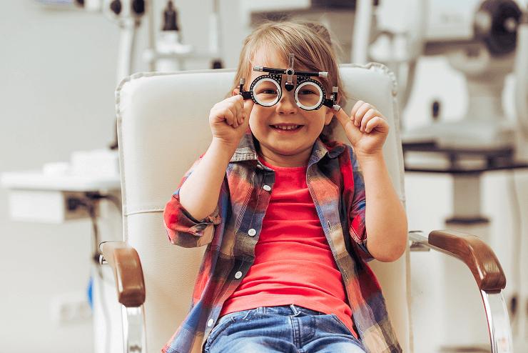 Pediatric Eye Doctors and Pediatric Ophthalmology